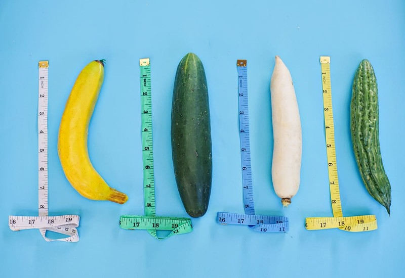 ペニスの平均サイズを大公開!女性が気持ちよく感じるのは〇cm?!